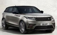 2018 Land Rover Range Rover Velar, Front-quarter view., exterior, manufacturer