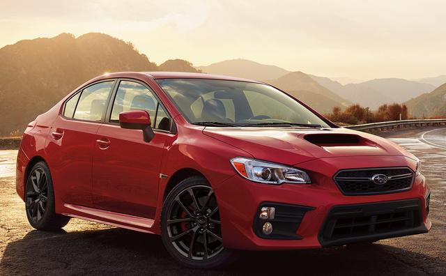 Subaru WRX Pictures CarGurus - 2018 wrx invoice price