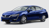 2017 Honda Clarity Electric Picture Gallery