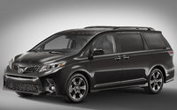 2018 Toyota Sienna Picture Gallery