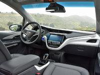 2017 Chevrolet Bolt EV dashboard, gallery_worthy