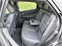 2017 Chevrolet Bolt EV rear seats