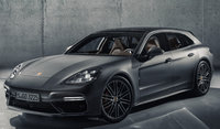 2018 Porsche Panamera, Front-quarter view of European version., exterior, manufacturer, gallery_worthy