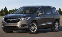 2018 Buick Enclave, Front-quarter view., exterior, manufacturer, gallery_worthy