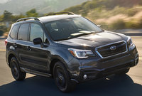 2018 Subaru Forester Picture Gallery