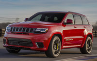 2018 Jeep Grand Cherokee, Front-quarter view., exterior, manufacturer, gallery_worthy