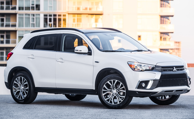 Wonderful 2018 Mitsubishi Outlander Sport