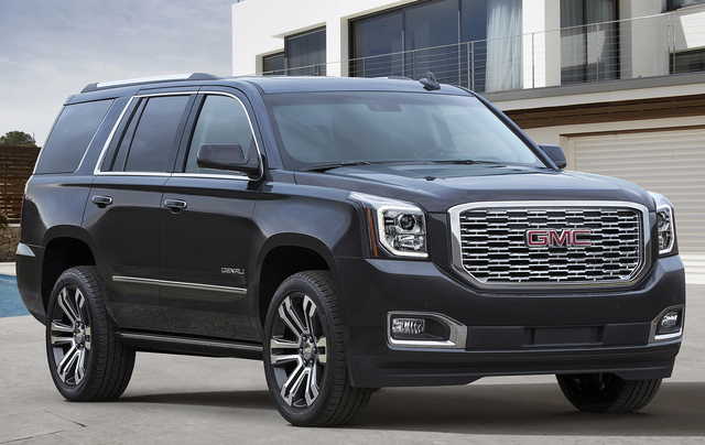 2018 gmc yukon overview cargurus. Black Bedroom Furniture Sets. Home Design Ideas