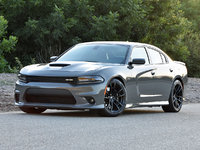 2017 Dodge Charger Daytona 392 in Destroyer Gray, exterior, gallery_worthy