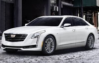 Cadillac CT6 Plug-In Hybrid Overview
