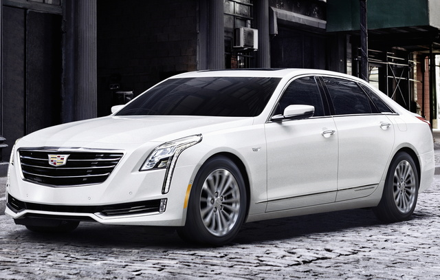 2017 Cadillac CT6 Hybrid Plug-In
