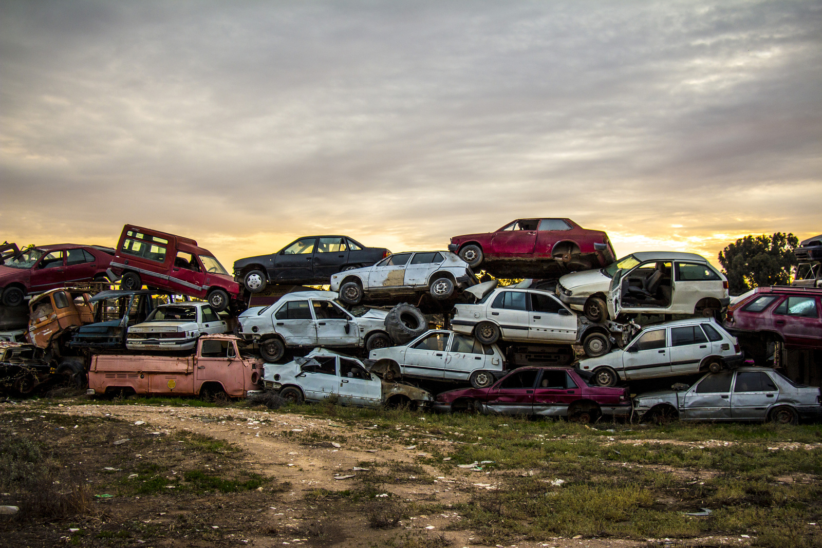 Used Cars Dealership >> What Do I Do with My Totaled Car? - CarGurus
