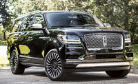 2018 Lincoln Navigator, Front-quarter view., exterior, manufacturer, gallery_worthy