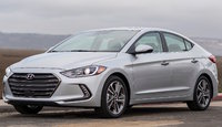 2018 Hyundai Elantra, Front-quarter view., exterior, manufacturer, gallery_worthy