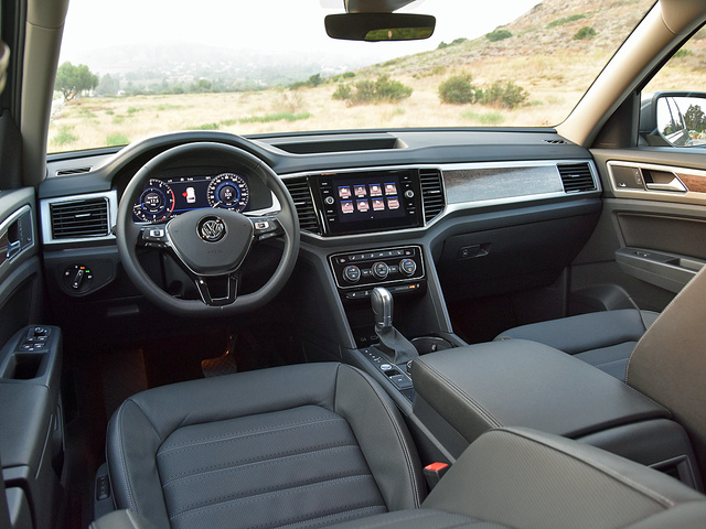 2018 volkswagen atlas interior.  2018 2018 volkswagen atlas and volkswagen atlas interior