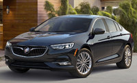2018 Buick Regal Sportback, Front-quarter view., exterior, manufacturer, gallery_worthy
