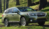 2018 Subaru Outback Picture Gallery