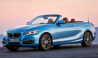 2018 BMW 2 Series, Front-quarter view., exterior, manufacturer, gallery_worthy