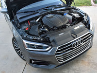 2018 Audi A5 Sportback turbocharged 4-cylinder engine, gallery_worthy