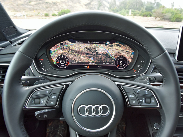 2018 Audi A5 Sportback Premium Plus with Audi Virtual Cockpit, gallery_worthy