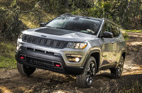 2018 Jeep Compass Overview