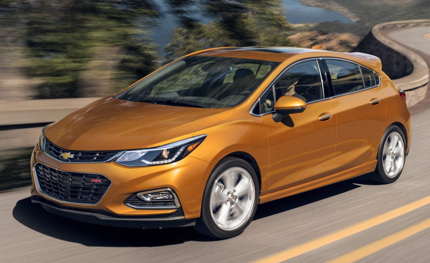 Picture of 2018 Chevrolet Cruze