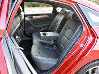 2018 Hyundai Sonata Limited 2.0T Black leather rear seat, gallery_worthy