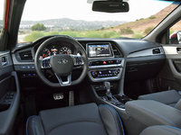 2018 Hyundai Sonata Limited 2.0T dashboard, gallery_worthy