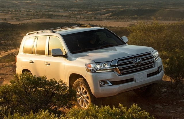 Awesome 2018 Toyota Land Cruiser