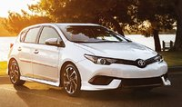 Toyota Corolla iM Overview