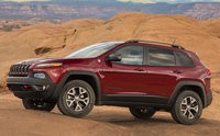 2018 Jeep Cherokee Picture Gallery