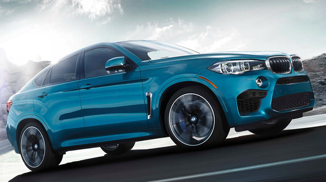 Picture of 2018 BMW X6 M
