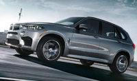 2018 BMW X5 M, Front-quarter view, exterior, manufacturer, gallery_worthy