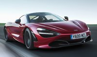 2018 McLaren 720S, Front-quarter view, exterior, manufacturer, gallery_worthy