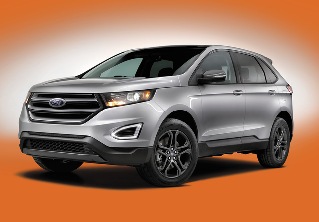 The Ford Edge Midsize Crossover Continues To Score Points With Critics And Owners Alike Thanks To Its Smooth Ride Fluid Handling Ample Cargo Space