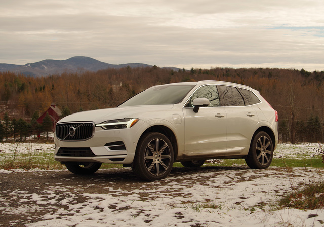 The 2018 Volvo XC60 T8 Inscription