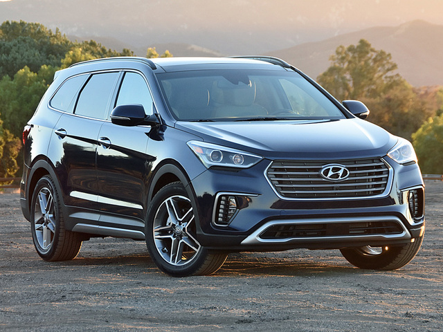 Awesome 2018 Hyundai Santa Fe. Among 3 Row ...
