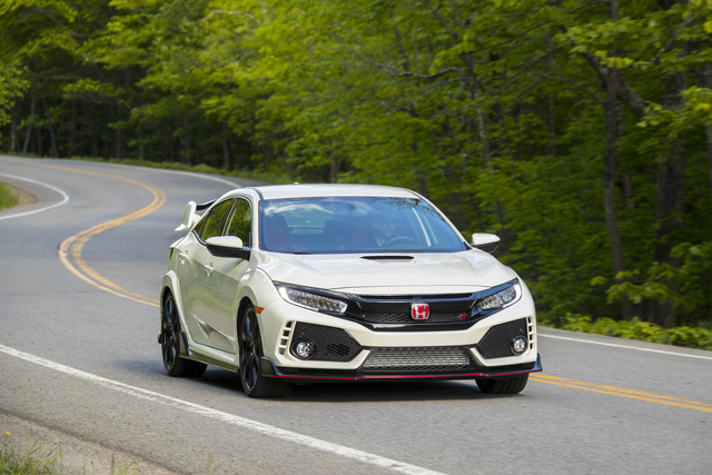 Marvelous 2018 Honda Civic Type R