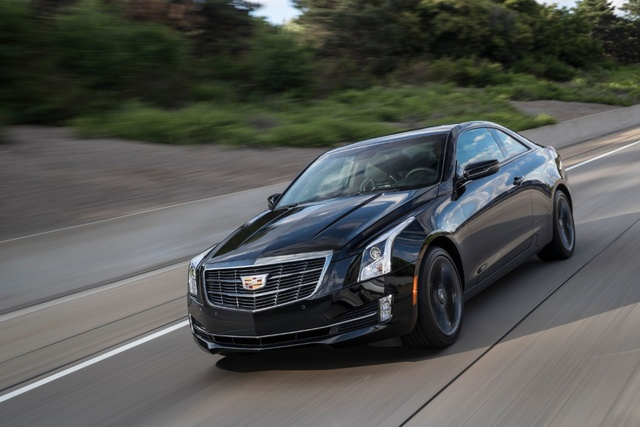 2018 Cadillac Ats Coupe Overview Cargurus