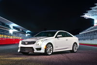 2018 Cadillac ATS-V Coupe, exterior, manufacturer, gallery_worthy