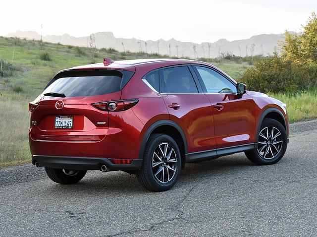 2018 Mazda Cx 5 Overview Cargurus
