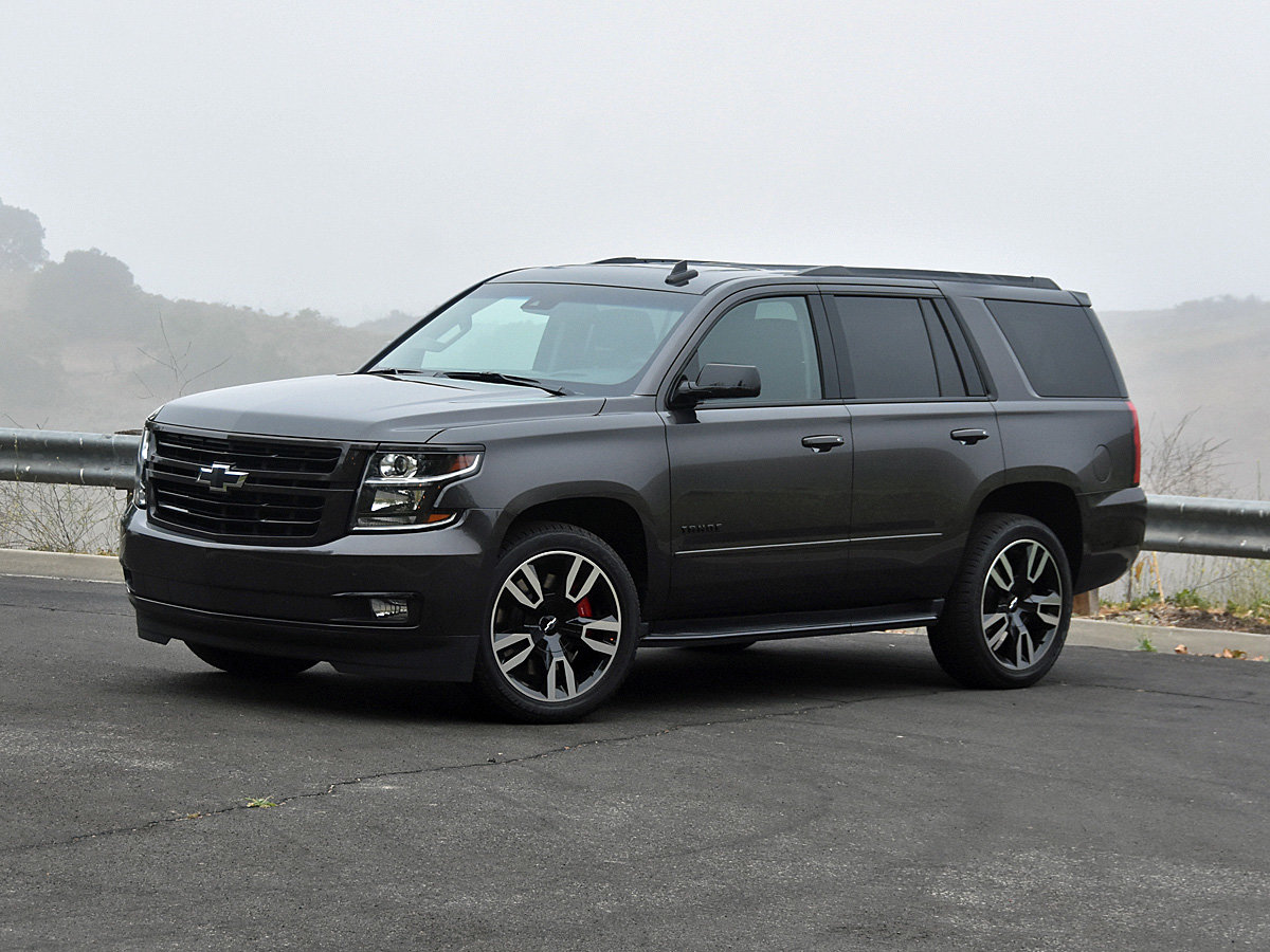 2018 Chevy Suburban: New Appearance And Performance Package >> 2018 Chevrolet Tahoe Overview Cargurus