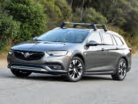 2019 Buick Regal Tourx Overview Cargurus