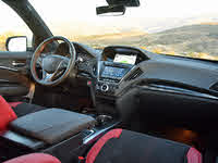 Picture of 2019 Acura MDX, interior, gallery_worthy