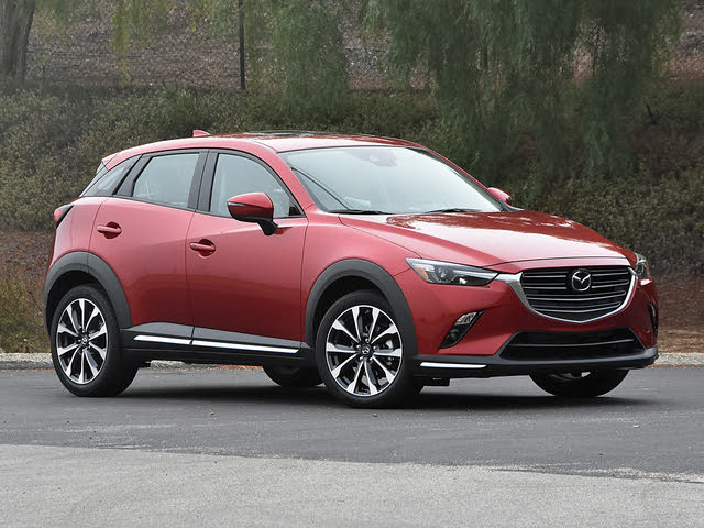 2019 mazda cx-3 - overview