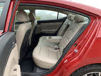 2019 Hyundai Elantra Limited Beige Leather Back Seat, gallery_worthy