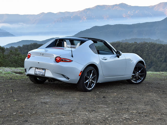 2019 Mazda MX-5 Miata RF in Ceramic Metallic, gallery_worthy
