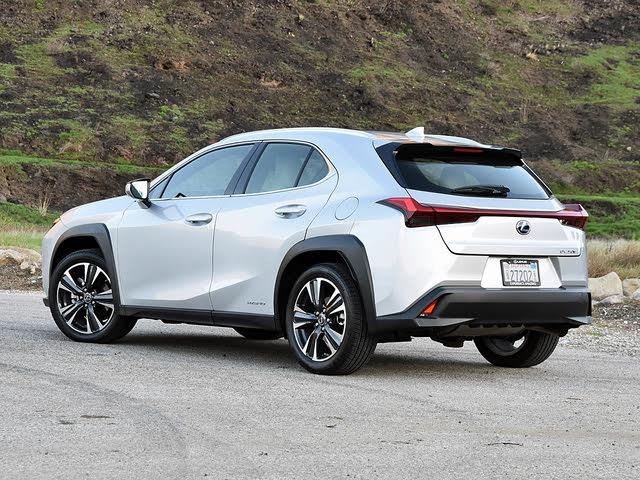 2019 Lexus UX Hybrid