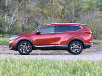 2019 Honda CR-V Touring in Molten Lava, gallery_worthy