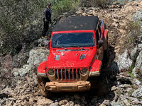 2020 Jeep Gladiator Rubicon Firecracker Red, gallery_worthy